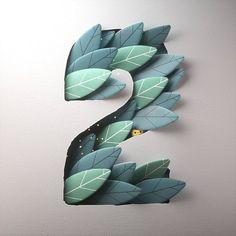 Kunst Skizzen - Magnifiques lettres de typographie de l'alphabet par Luke Doyle - - Web Design, Logo Design, Creative Design, Design Art, Modern Design, Design Ideas, Type Design, Icon Design, Creative Art