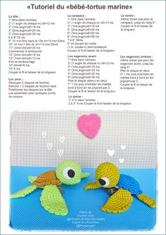 crochet and knitting Blog Crochet, Chat Crochet, Crochet Diy, Crochet Amigurumi Free Patterns, Crochet Stitches, Mario Crochet, Patron Crochet, Crochet Turtle, Diy Cat Toys