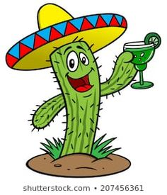 Cactus Clipart, Cactus Vector, Cactus Cartoon, Cartoon Art, Kaktus Illustration, Silhouette Curio, Rock Painting Ideas Easy, Flower Coloring Pages, Color Pencil Art
