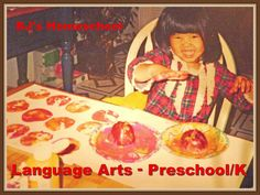 BJ's Homeschool - Our Journey Towards College: Early Years