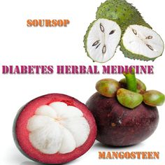 Herbal Medicine For Diabetes Patient / the perfect blend of mangosteen peel extract juice and soursop leaf...