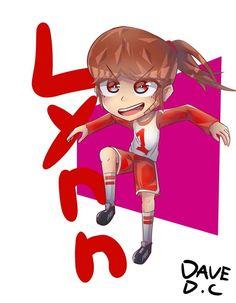 anime lynn loud by DaveDwantaraC on DeviantArt Lynn Loud, Life Savers, Art Pictures, Lincoln, Chibi, Deviantart, Fan, Cartoon, Cute