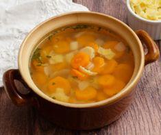 Meggyes-grízes máktorta Recept képpel - Mindmegette.hu - Receptek Thai Red Curry, Soup, Ethnic Recipes, Soups