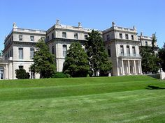 Wilson Hall at Monmouth University in New Jersey