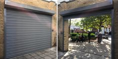 Fully galvanised, steel roller shutters offer a high level of external security, yet providing a cost effective solution to businesses in London & commercial areas of UK. Security Shutters, Rolling Shutter, Roller Shutters, Shutter Doors, Security Solutions, Community College, Galvanized Steel, High Level, Skylight