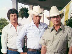 Bobby, Jock and J.R.