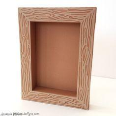 Amanda McGee 3D 4x6 Frame Instructions