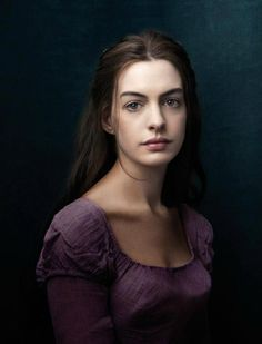 Anne Hathaway as Fantine by Annie Leibovitz