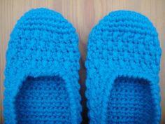 DSC03031 300x225 Crochet Ballet Slippers Pattern