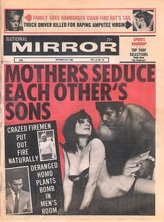 True Confessions, Pulp Fiction, Mirror, Board, Vintage, Design, Mirrors, Vintage Comics