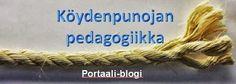 Köydenpunojapedagogiikka portaaliblogi