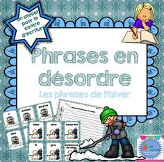by Madame Emilie French resources French Teaching Resources, Teaching French, Teacher Resources, Classroom Resources, French Sentences, Daily 5 Reading, Writing Games, Class Games, Core French