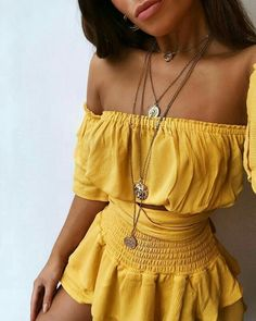 Cute boho inspired two piece! We love it and I think you will too! | Bohemian design outfit inspiration