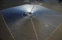 The Ivanpah Solar Electric Generating System - The Atlantic