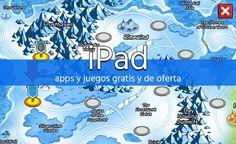Juegos y Aplicaciones para los Tablet iPad con Descuento y GRATIS (29 Septiembre)