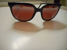 e7d7e4dd415 Vintage suncloud scr rose lenses black frames w  original case - made in  france