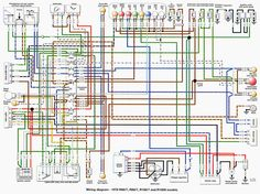 Bmw k1200lt electrical wiring diagram #3 | k1200lt | Pinterest ...