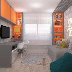 Small Boys Bedrooms, Small Room Bedroom, Small Rooms, Home Decor Bedroom, Kids Bedroom, Casa Milano, Study Table Designs, Cool Kids Rooms, Teenage Room