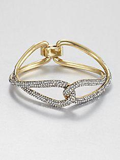 Michael Kors - Looped Pavé Bracelet