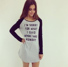 graphic tee • tumblr fashion • teen style • haha funny • cute clothes