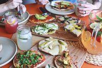 Homemade Pizza 9 Ways - A Beautiful Mess