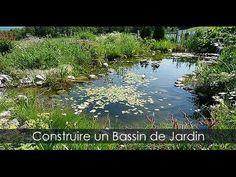 Bassin de Jardin et Ruisseau de Jardin - Nettoyage du printemps ...
