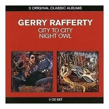 City To City/Night Owl. Import only two CD set containing a pair of hit albums by one of Rock music's finest artists: CIty To City and Night Owl Emi. Gerry Rafferty, Night Owl, Baker Street, Talk To Me, Rock Music, City, Classic, Image, Albums