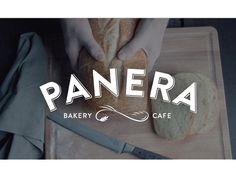 Panera Bread rebrand - logo design - identity - branding. brittanyz.com