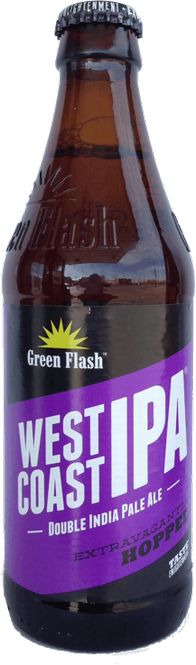 Review : Green Flash West Coast IPA