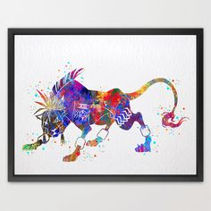 About the ProductOriginal contemporary watercolor art by DigNovel StudiosA simple idea to create a vivid, welcoming and inspirational environment around the houseEnlighten your living and bed room …