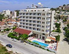 Am Vizitat: Hotel Minay Kusadasi Turcia Kusadasi, Multi Story Building