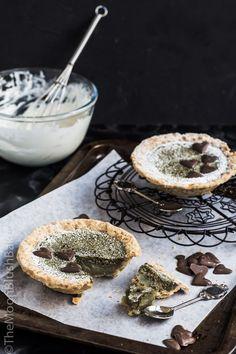 Ritzy Green tea Sponge Pie (2)
