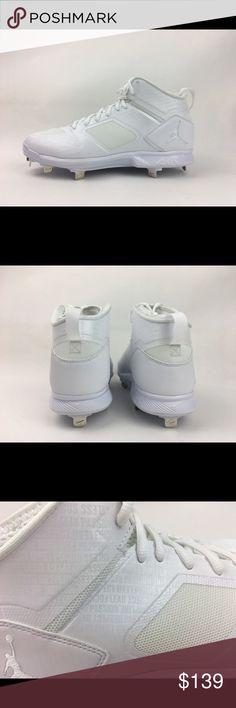 e9513f2b5df482 Nike Jordan Jeter Clutch RE2PECT Baseball Cleats New Nike Jordan Jeter  Clutch RE2PECT Metal Baseball Cleats