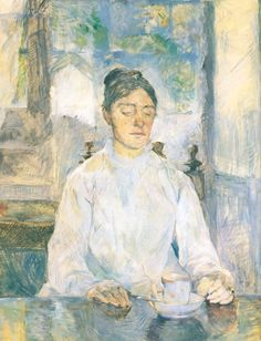 His Mother?: 1881 comtesse adèle de toulouse lautrec