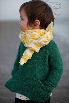 Ravelry; knitting pattern for toddler sweater