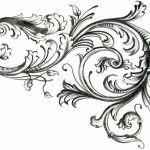 Tattoo Filigree design