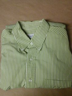 BROOKS BROTHERS MENS NON IRON BUTTON front DRESS SHIRT SIZE 100% COTTON in Clothing, Shoes & Accessories | eBay