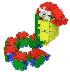 Clics slang bouwen