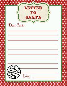 Naughty list warning notice from santa free printable aryanna free printable letter to santa spiritdancerdesigns Gallery