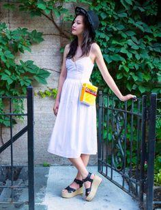 Halter Midi Dress #pixiemarket #fashion @pixiemarket