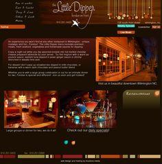 The Little Dipper #fondue #website #Wilmington #restaurant #bluetonemedia