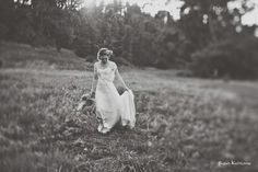 Robin Hood Inspired Photo Shoot featuring the Lita Gown from BHLDN » SarahKathleen Blog