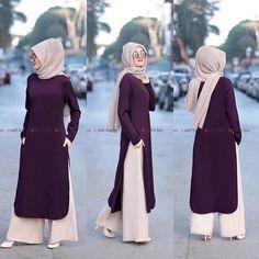 👉 Whatsapp : 05324101232 – Fashion and Street Styles on Internet Islamic Fashion, Muslim Fashion, Modest Fashion, Fashion Outfits, Hijab Style Dress, Hijab Chic, Hijab Outfit, Modest Outfits, Casual Outfits