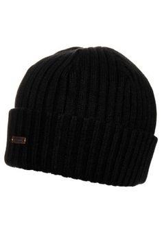 ARAFFO - Bonnet - black