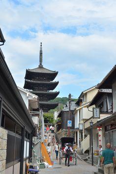 Hokanji Temple(Yasaka Pagoda) 法観寺(八坂の塔)