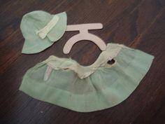 """Vintage Arranbee 12"""" Nancy"""" Tagged Dress Hat"""
