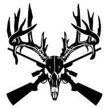 this is best deer skull clip art 14201 deer skull drawing free rh pinterest com buck deer skull clip art deer skull mount clip art