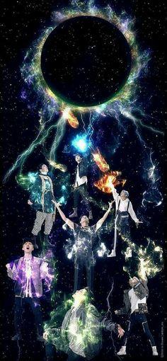 EXO powers in 'Power' mv (minus Baekhyun) Chanbaek, Exo Ot12, Kaisoo, L Wallpaper, Power Wallpaper, Heart Wallpaper, Chanyeol Baekhyun, Exo Kai, Lightstick Exo