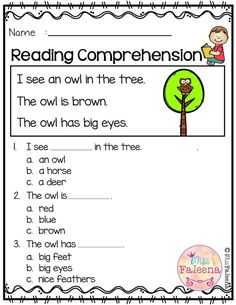 September Reading Comprehension by Miss Faleena Reading Comprehension Activities, Phonics Reading, Reading Worksheets, Reading Passages, Kindergarten Reading, Teaching Reading, Kindergarten Worksheets, English Worksheets For Kids, English Reading