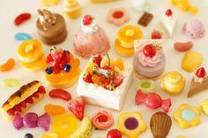 #sweetsdeco #clay #miniature #dessert #lesurf #スイーツデコ #etsy https://www.etsy.com/jp/shop/lesurfdesign